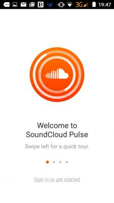 Welcome to SoundCloud Pulse