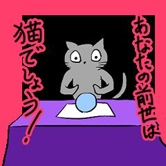 クロネコ山田君
