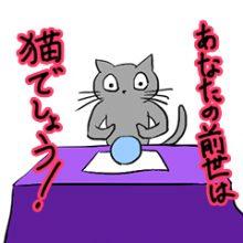 あなたの前世は猫でしょう!
