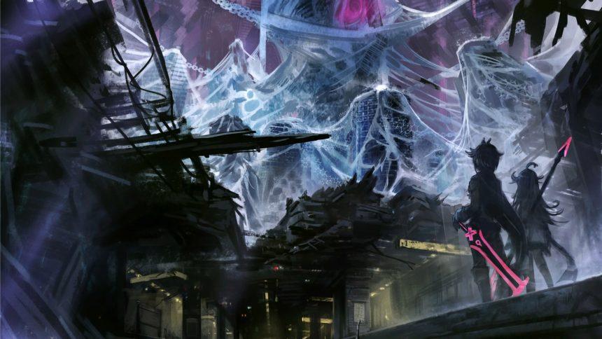 神獄塔 メアリスケルター2